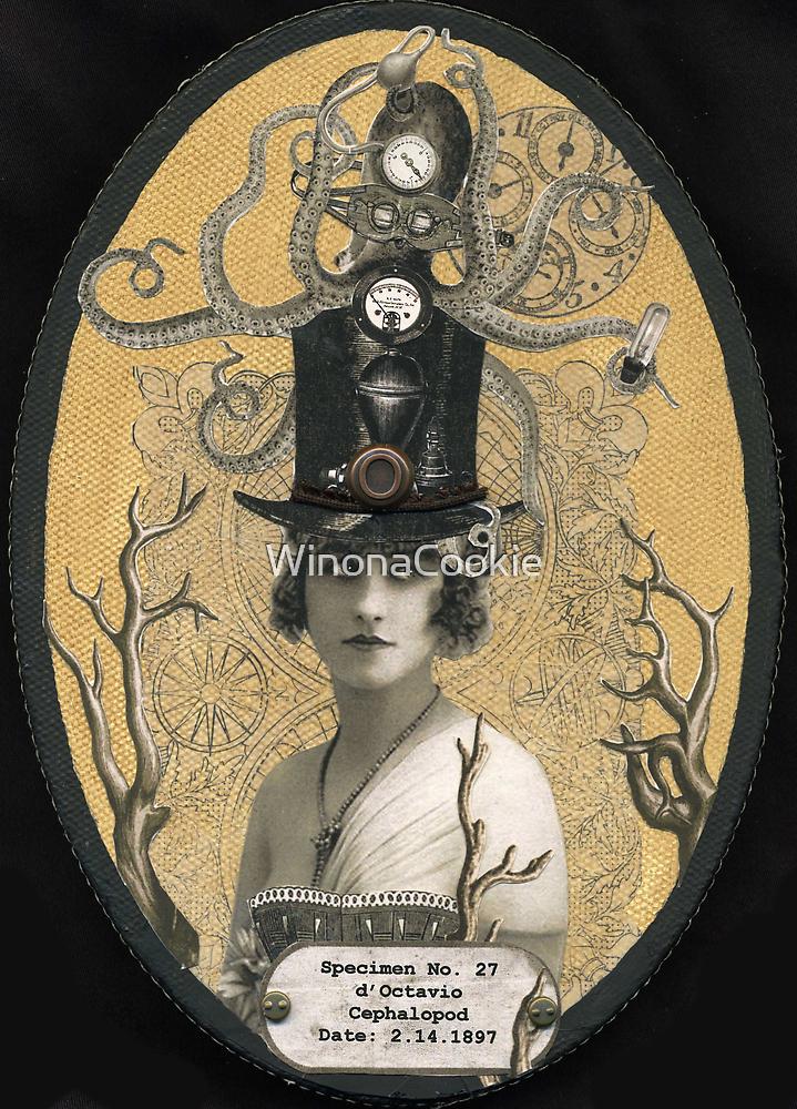 Lucinda Octavio, Deep Sea Milliner by WinonaCookie