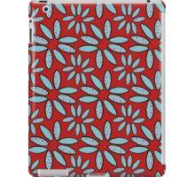 surfboard flowers iPad Case/Skin