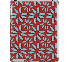 surfboard flowers iPad Case/Skin