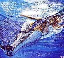 Mermaid's Dilemma by Joseph Barbara
