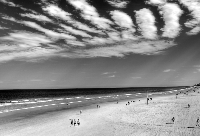 Daytona Beach by mekea