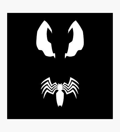 Minimalist Venom Photographic Print