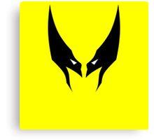 Minimalist Wolverine Canvas Print