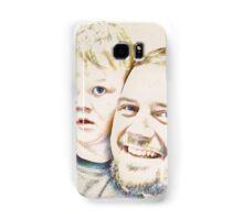 Dad and His Boy Samsung Galaxy Case/Skin