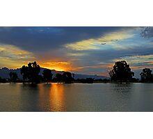 Tucson Sunrise Photographic Print