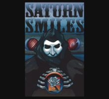 Saturn Smiles by Asimov