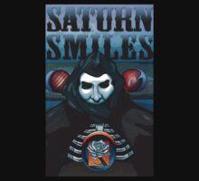 Saturn Smiles by Asimov