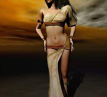 Cosmix Goddess by Lisa  Weber