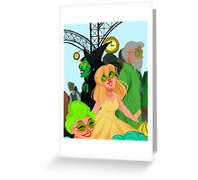 One Short Day Greeting Card