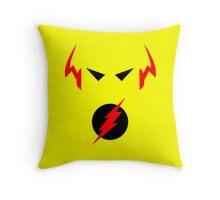 Minimalist Professor Zoom  Throw Pillow