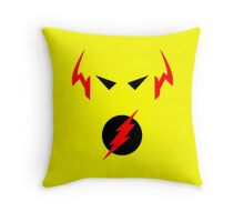 Minimalist Professor Zoom  Throw Pillow