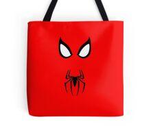 Minimalist Spider-Man Tote Bag