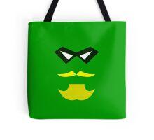 Minimalist Green Arrow Tote Bag