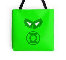 Minimalist Hal Jordan Tote Bag