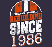 Chicago Football Rebuilding Unisex T-Shirt