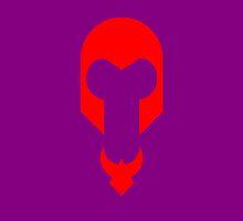 Minimalist Magneto by Ryan Heller