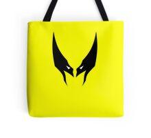 Minimalist Wolverine Tote Bag