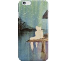 Sitting on the Dock iPhone Case/Skin
