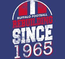 Buffalo Football Rebuilding T-Shirt