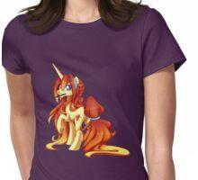 Fireheart Womens Fitted T-Shirt
