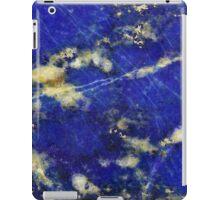 Lapis lazuli iPad Case/Skin