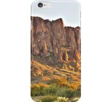 Superstition  Mountain,  AZ iPhone Case/Skin