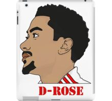 D-Rose iPad Case/Skin