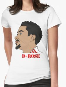 D-Rose Womens Fitted T-Shirt