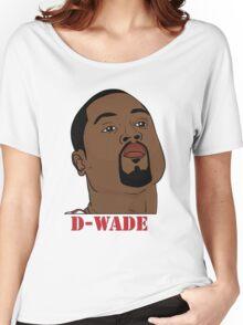 D-Wade Women's Relaxed Fit T-Shirt