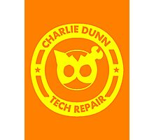 Tech Repair Photographic Print