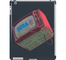RETRO-CRT - SEGA Sonic the Hedgehog iPad Case/Skin