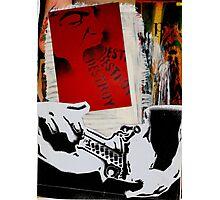 destroy 1 Photographic Print