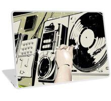 DJ in the club Laptop Skin