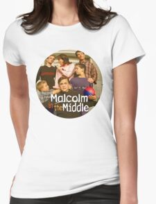 Malcolm in the Middle Womens Fitted T-Shirt