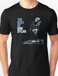 Bob Dylan Concert tour T-Shirt