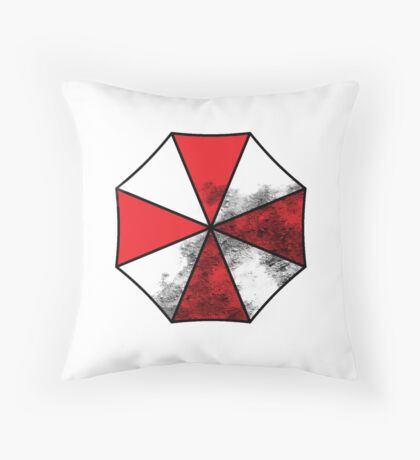 resident Throw Pillow
