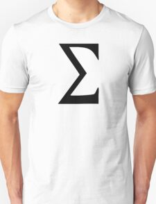Sigma T-Shirt