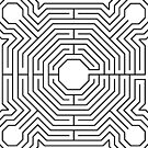 Reims Labyrinth by wiccked
