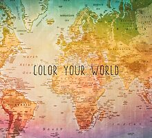 Color your World by calamarisky