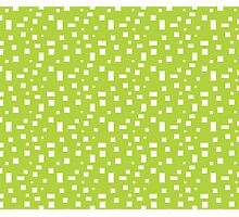 Rectangle Pattern Photographic Print