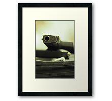 On the Lam - 3 Framed Print