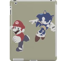 Timeless Mascots iPad Case/Skin