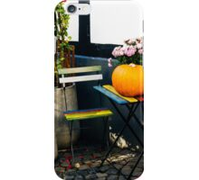 Colorful Chairs iPhone Case/Skin