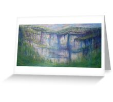 Malham Cove Greeting Card