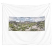 Coming back Wall Tapestry