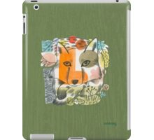 Out Foxed iPad Case/Skin