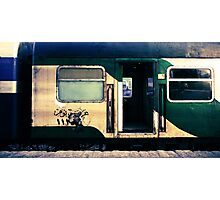 night train to cairo Photographic Print