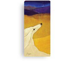 Distant Dunes Canvas Print
