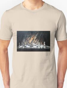 Life is a game. T-Shirt