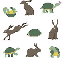 The Tortoise and the Hare by Tegan  Crocker